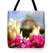 Flowers - Botanical Garden Munich Tote Bag
