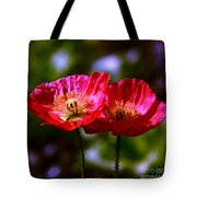 Flowers Are For Fun Tote Bag