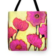 Flowers For Coralyn Tote Bag by Jennifer Lommers