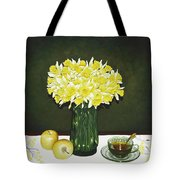 Flowers For Mother Tote Bag