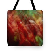 Flowers In The Wind 2 Tote Bag