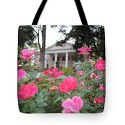 Flowers Of Tate Tote Bag