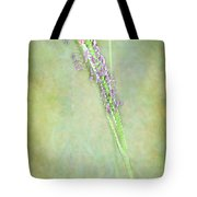 Flowers Of The Grass Tote Bag