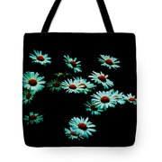 Flowers Only Tote Bag