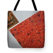 Flowers Without Justin Tote Bag