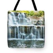 Flowing Beauty Tote Bag
