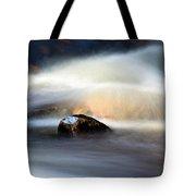 Flowing River II Tote Bag