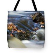 Flowing River IIi Tote Bag