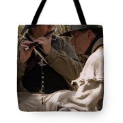 Flute Melody Tote Bag