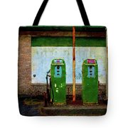 Flying A Gas Station Tote Bag