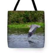 Flying Across The St Johns Tote Bag