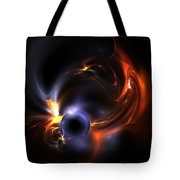 Flying Eye Tote Bag