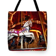 Flying Pony Tote Bag