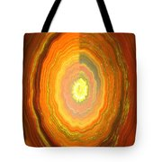 Focus On Your Inner Strength Tote Bag