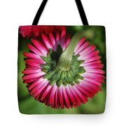 Folded Flower Tote Bag