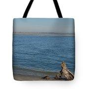 Folly And Morris Island Tote Bag