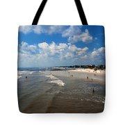 Folly Beach Charleston South Carolina Tote Bag