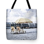 Folly Beach Tote Bag