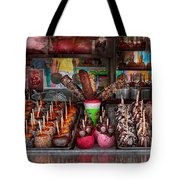 Food - Candy - Chocolate Covered Everything Tote Bag