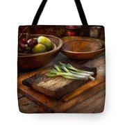 Food - Vegetable - Garden Variety Tote Bag