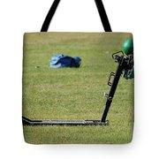 Football Sled Tote Bag