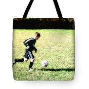 Footballer Tote Bag