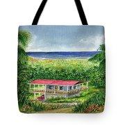 Foothills Of El Yunque Puerto Rico Tote Bag
