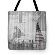 For Those Who Served Tote Bag