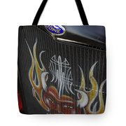Ford And The Devil Tote Bag