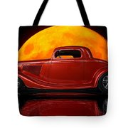 Ford Coupe Tote Bag