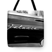 Ford Galaxie Tote Bag