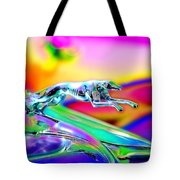 Ford Greyhound Tote Bag