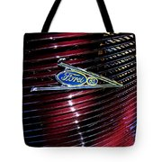 Ford Model 85 Emblem Tote Bag