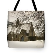 Ford, Northumberland, England Country Tote Bag
