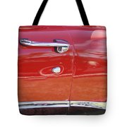 Ford Ranchero Door And Side Panel Tote Bag