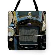 Ford Street Rod Tote Bag