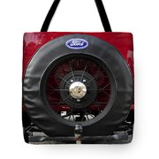 Ford T Bucket Tote Bag
