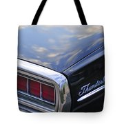 Ford Thunderbird Taillight Tote Bag