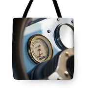 Ford Truck Dashboard Tote Bag