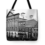 Fords Theater - After Lincolns Assasination - 1865 Tote Bag