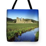 Fore Abbey, Co Westmeath, Ireland Tote Bag