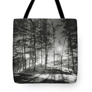 Forelacka Burial Ground Tote Bag