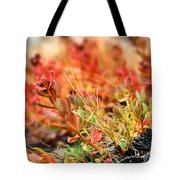 Forest Folaige Tote Bag