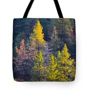 Forest Foliage  Tote Bag