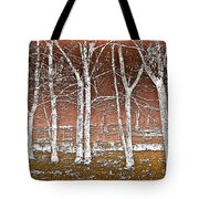 Forest Ghosts Tote Bag