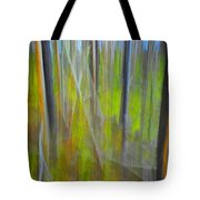 Forest Impression Photographic Image Yellowstone No. 2135. Tote Bag
