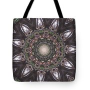 Forest Mandala 1 Tote Bag