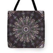 Forest Mandala 3 Tote Bag