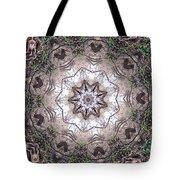 Forest Mandala 4 Tote Bag