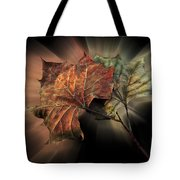 Forever Autumn Tote Bag